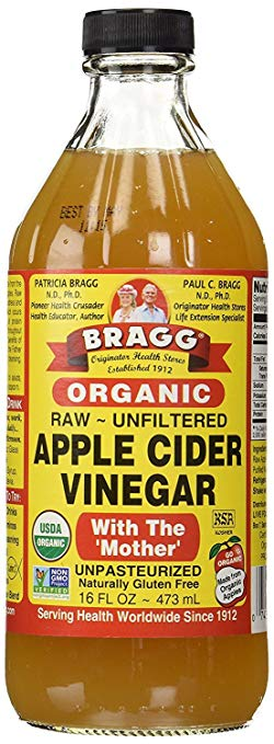 Bragg Apple Cider Vinegar Raw - 32 Fl. Oz / 946ml