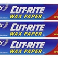 Cut-Rite Wax Paper by Reynolds 75 Sq.Ft - Pack of 3