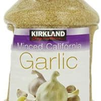 Kirkland Minced California Garlic, 48-Ounce