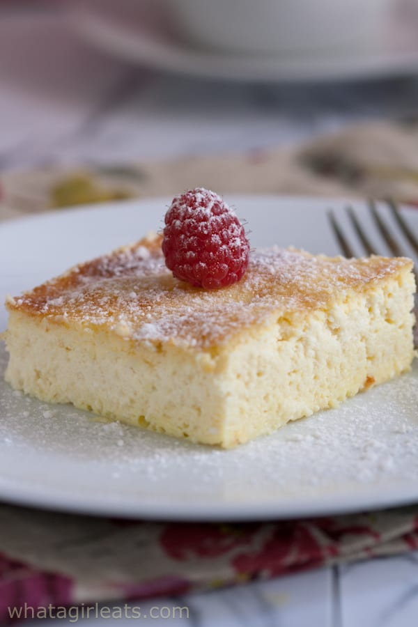 Low Carb Blintz Soufflé