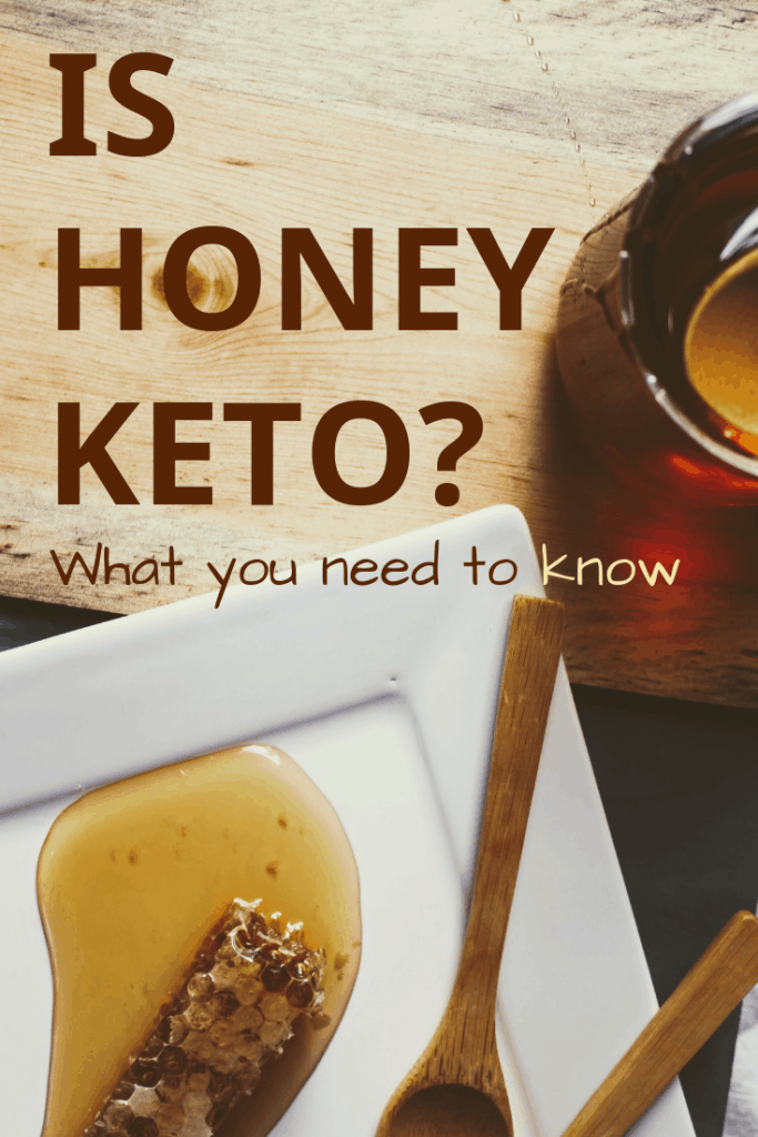 Is honey keto? Can you stay in ketosis and have honey, too? | Keenforketo.com | Keto diet info | carbs in honey | keto recipes | keto honey alternatives