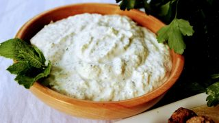 Easy Keto Greek Tzatziki Dip