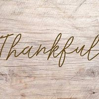 "Thanksgiving Placemats Thanksgiving Table Decor Table Setting Fall Decor Fall Placemats Paper Placemats Rustic Table Mats Friendsgiving""Thankful"" Pak 24"