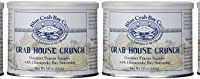 Blue Crab Bay Co. Crab House Crunch, 10-Ounce Packages (Pack of 4)